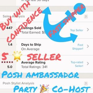 ⚓️Buy with confidence!!⚓️5 🌟 Seller!!⚓️